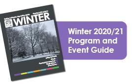 Gurnee Park District Winter Program Guide 2020 - 2021