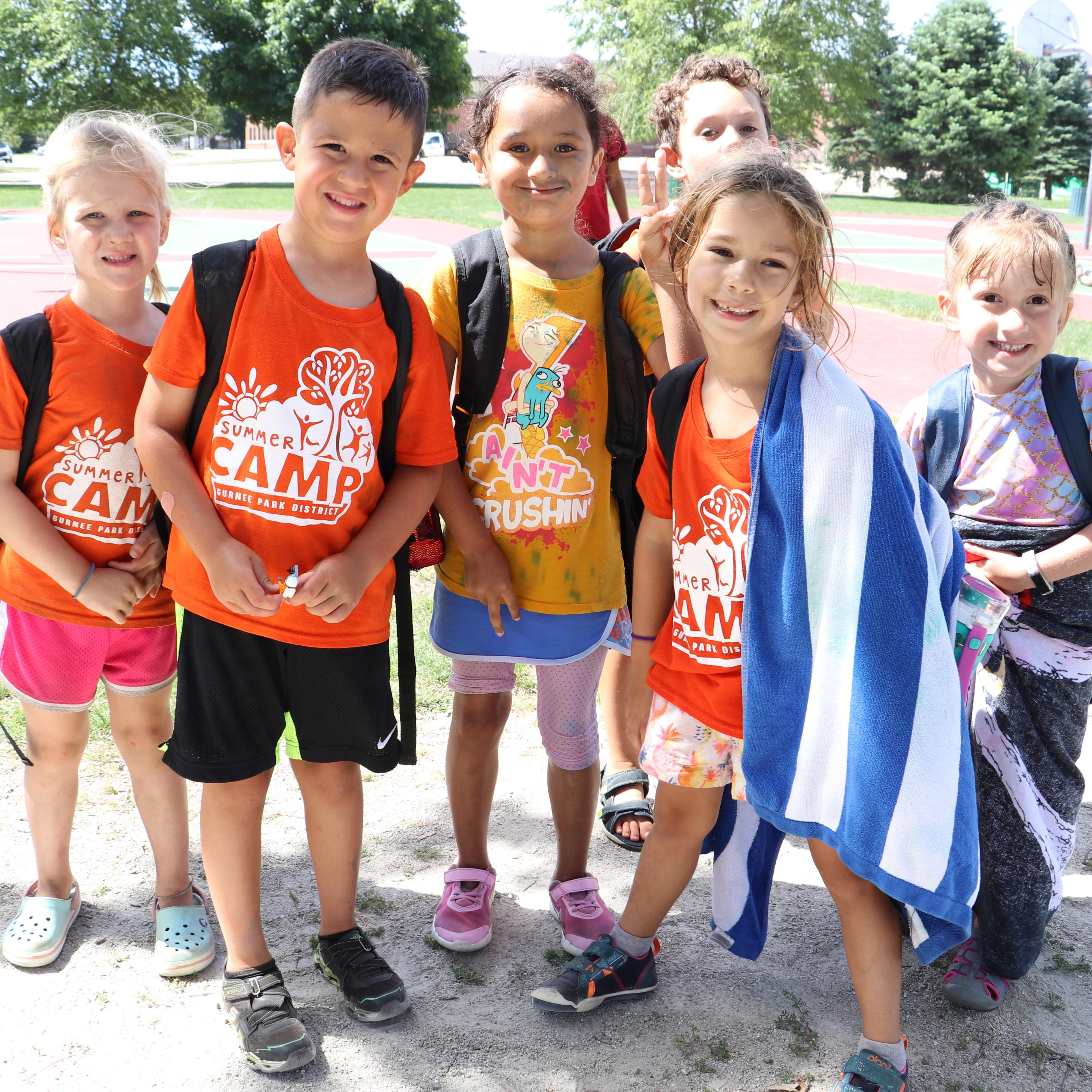 Summer camp in Gurnee