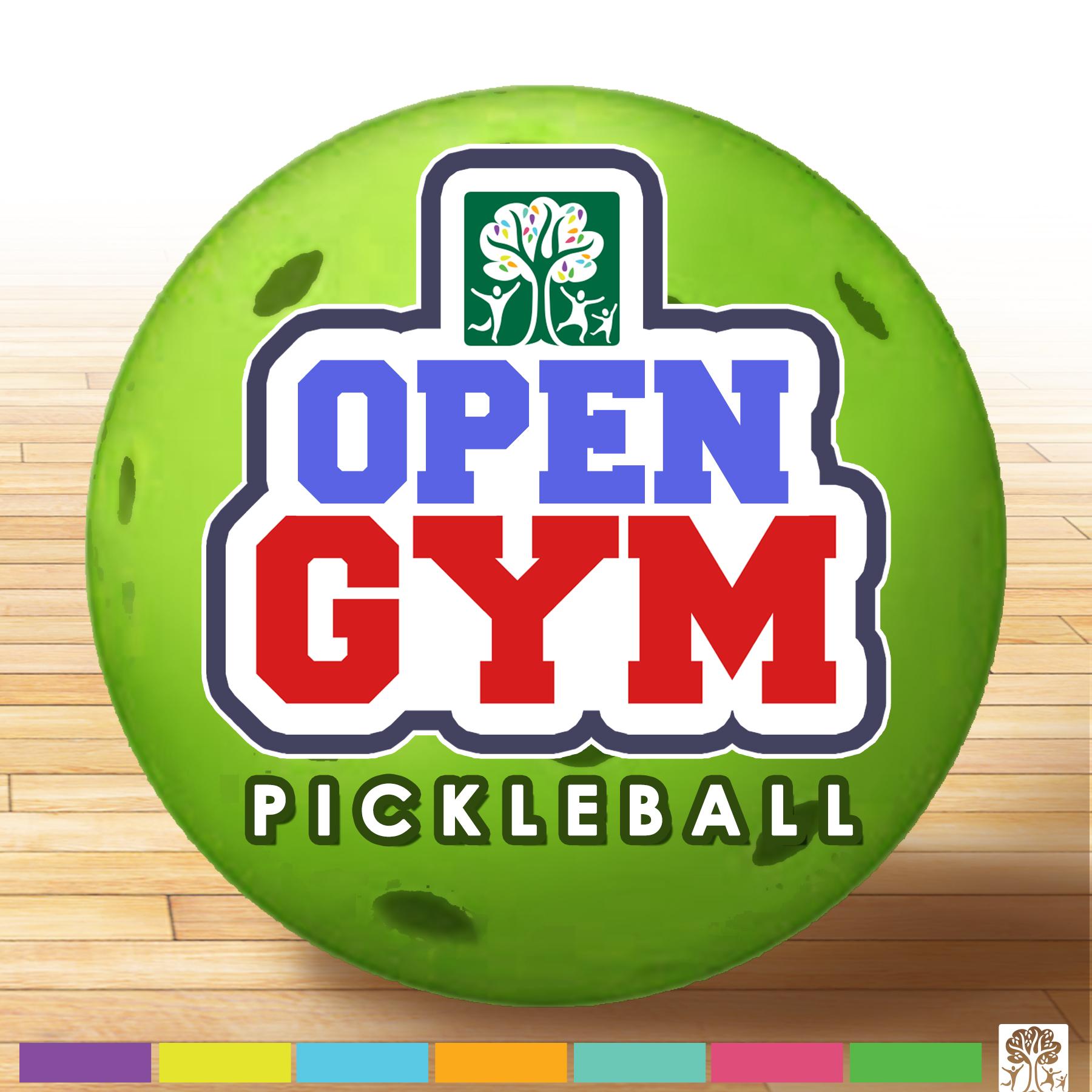 Open Gym Pickleball