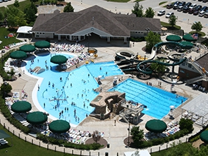 Hunt Club Park Aquatic Center