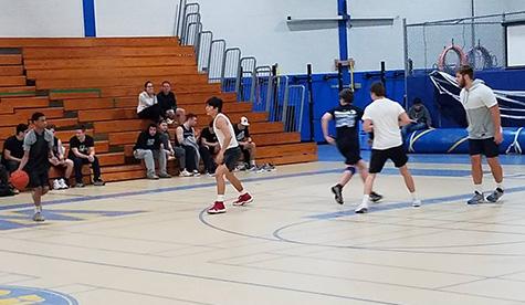 Warren Township High School Intramural Basketball League